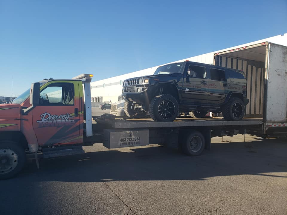 Calgary-Tow-truck-Services Specialized Services