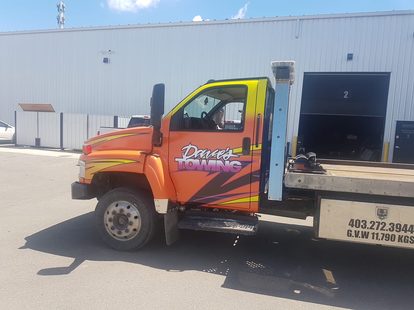 Daves-Towing Specialized Services
